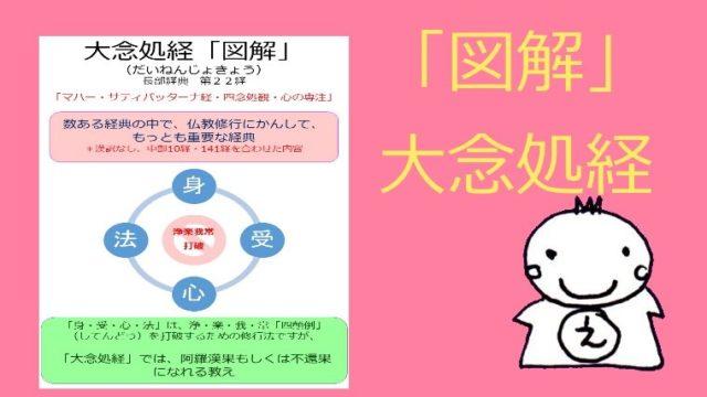 大念処経「図解」