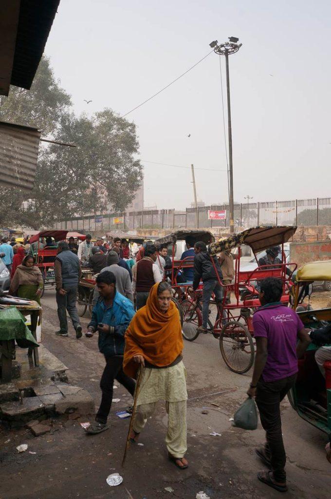インド街並み1