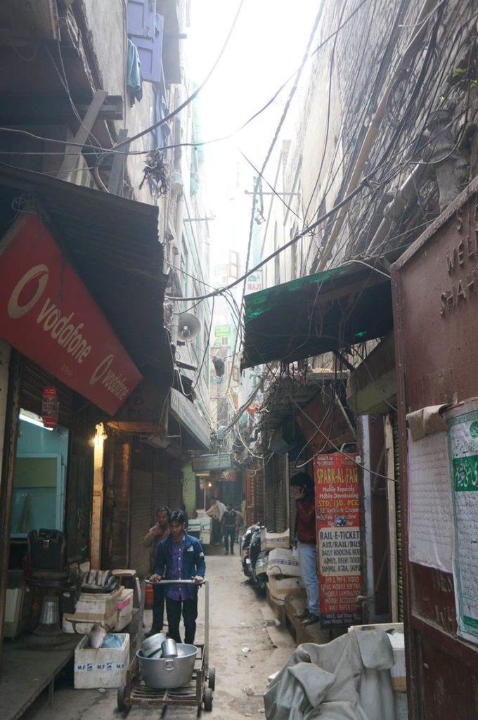 インド街並み8