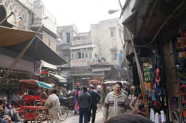 インド街並み3