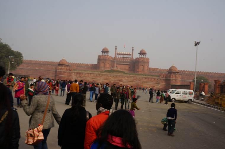 インドの建物5