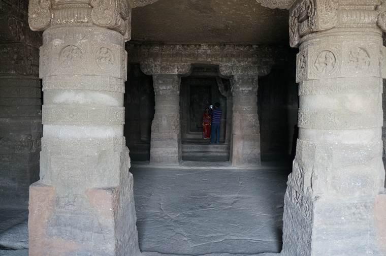 オーランガバード石窟7