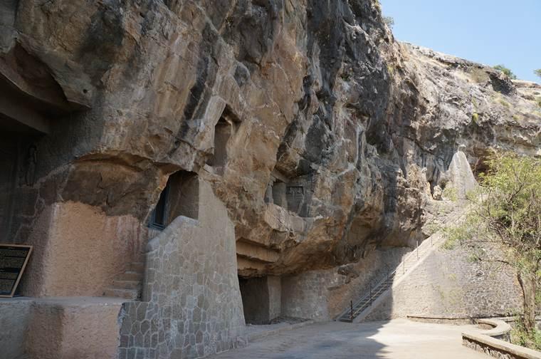 オーランガバード石窟4