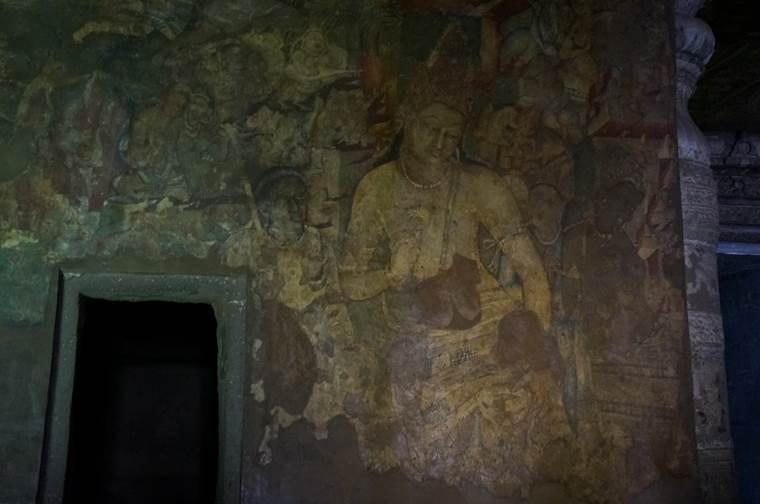 アジャンター壁画