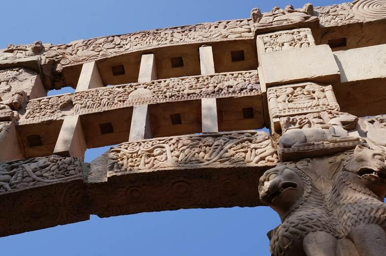 塔門のトラナ、南トラーナ2