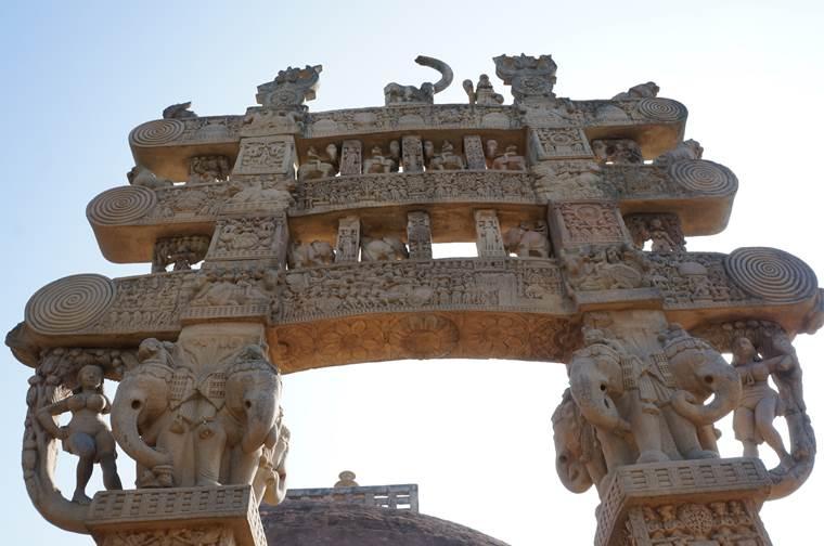 塔門のトラナ、北トラーナ2